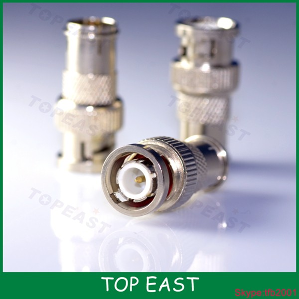 HIGH QUALITY BNC MALE TO PAL FEMALE BNC & PAL CONNECTOR Adapter