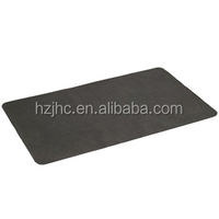 Make-to-order color needle punched polyester nonwoven adhesive felt pad