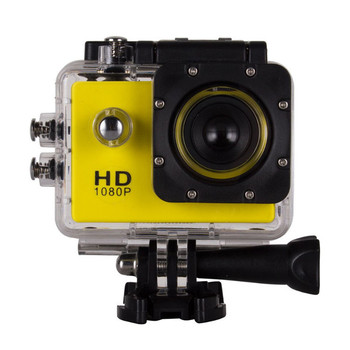 Promotion item 2.0 Inch Screen A9 Action Camera Full hd mini sport dv 1080p manual Waterproof Camera
