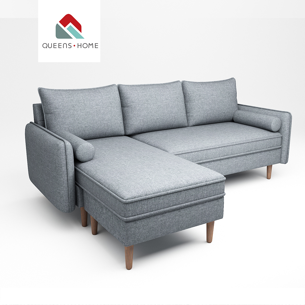 Queenshome Minotti Furniture Fabric Sofas Rexine Home House L Shape  Recliner 3 Sectional Couch Corner Sofa Set Designs Sofa - Buy Sofa Corner  Fabric ...