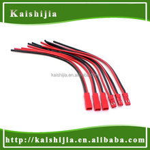 100mm JST connector cable female and male for RC Lipo battery