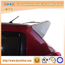 BYC Popular and Endurable Fiber Glass Spoiler For Nissan Tiida Cars 2005-2007 Carbon Fiber Big Roof Spoiler with