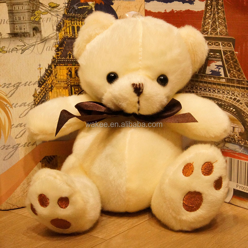 wearing stuffed toys for kids soft plush toy teddy bear custom for crane claw machines