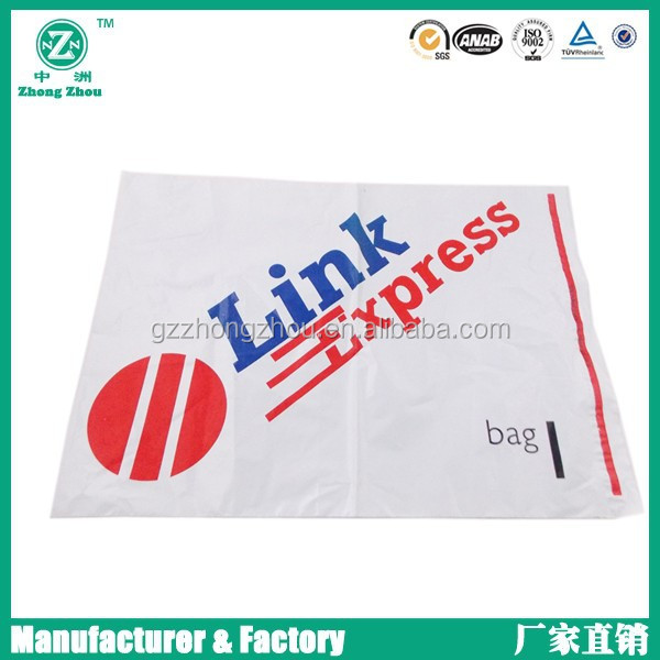 High Quality 2015 Polythene Bag Cheap Newspaper Delivery Bags Postal Satchel Bag