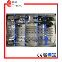 orthopedic surgical instrument trauma instrument set