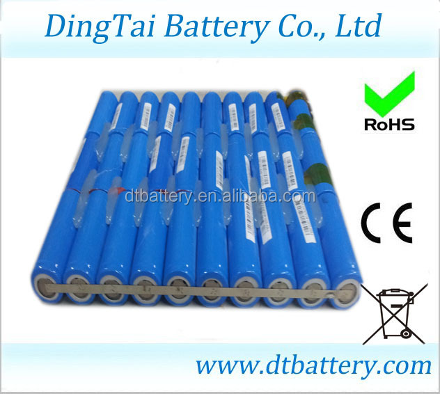 LiFePO4 26650 4S10P Lithium ion rechargeable battery 12.8V 12V 30AH lithium iron phosphate battery pack