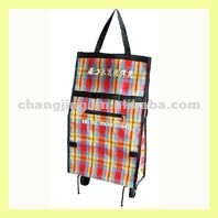 2012 Two Wheels Conveniet Portable Shopping Bag