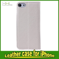 Good quality hot selling case leather cellphone case for iphone 6