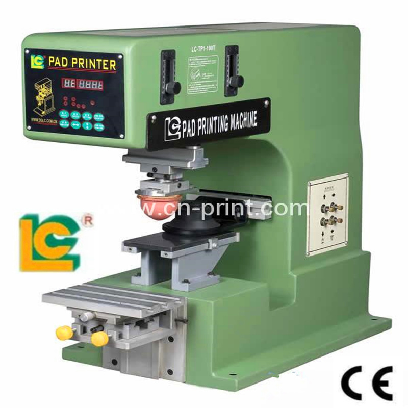 mini maquinas de tampografia led bulb logo pad printing equipment machine for sale