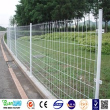 steel plate grid/ fencing net/ metal plate mesh fence