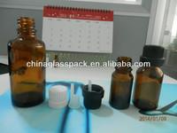 5ml-150ml Drop Dispensing Glass Bottle For Essential Oil