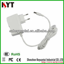 China distributor,12V1000mA led adapter with CE,FCC,KC,ROHS certificates