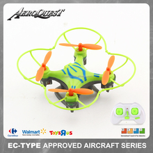 Mini RC Drone with 2.4G 4-Axis UFO Aircraft Quadcopter