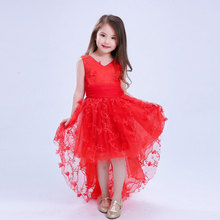 wholesale 2017 best deal new fashion fancy lace baby girl frock design for party and wedding