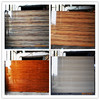 high glossy solid color and wood grain color uv paint mdf