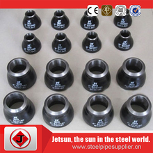 sch 40 steel pipe fittings return bend concentric reducer