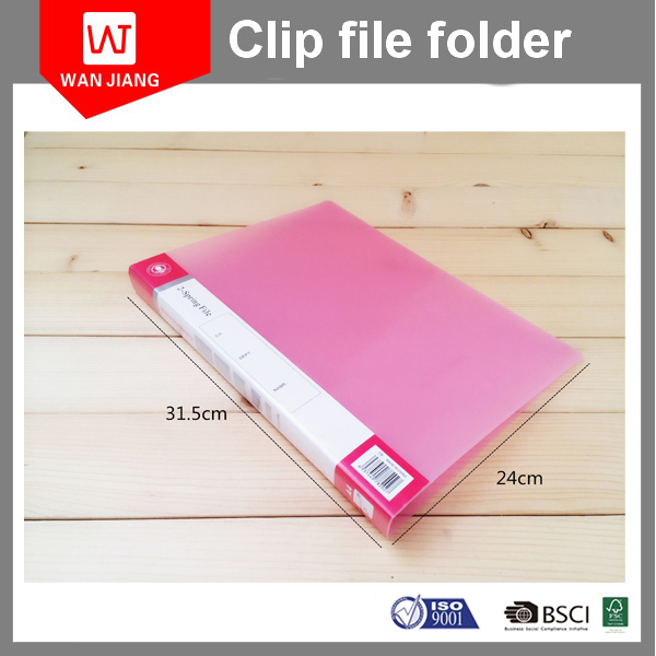 New hot sale office stationery O shape file folder 3 ring binders