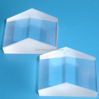 Glass optical half penta prism for telescope system