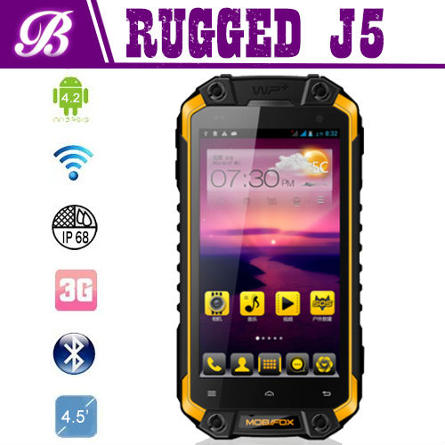 New 4.3 Inch MTK6589 Quad Core 1.5 GHz ROM 16G Dual Sim High Cost Mobile Phone in Alibaba China