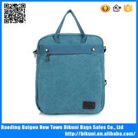 Custom made high quality canvas handbag heavy duty tote bag
