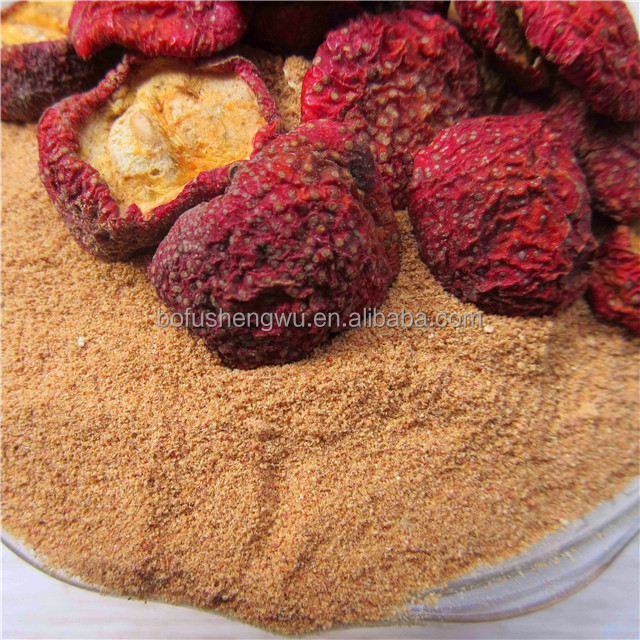 High Quality 100% Natural Hawthorn fruit extract/Total Flavones,hawthorn extract vitexin