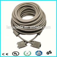 High quality 30m stand vga cable for projector