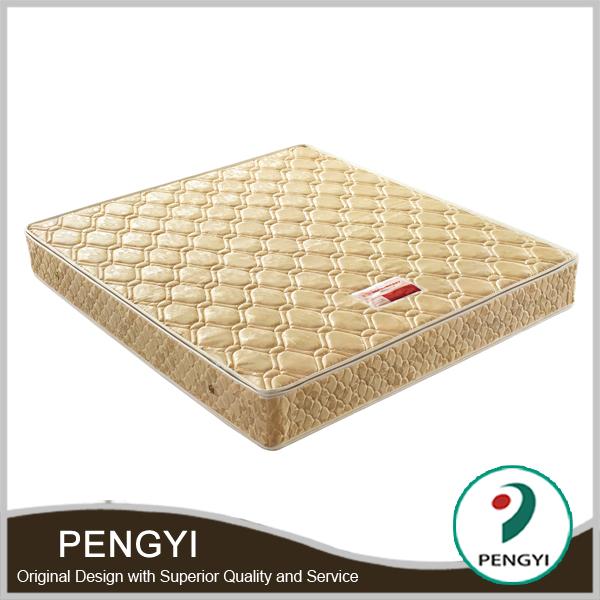 Compress packing natural coconut palm mattress,compressed foam mattress,coconut mattress topper PY8631 - Jozy Mattress   Jozy.net