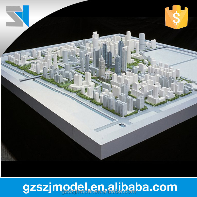 High quality Mini scale model & 3D architectural model making