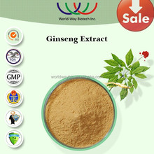 free sample ! China wholesale boosting immune system 10%-80% ginsenosides panax ginseng extract powder