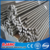 BJAMC ASTM B777 W1 tungsten bar with manufacturer