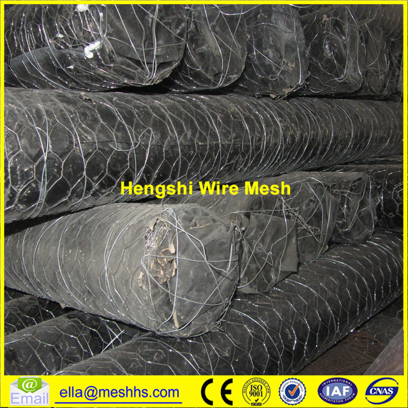 "1/4"",3/4"" Cheap Chicken Wire /rabbit Wire Mesh/ hexagonal wire mesh"