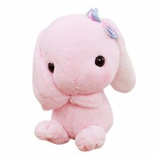 Wholesale Stuffed Animal 9 inch Bunny Rabbit Plush <strong>Toys</strong>