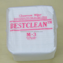 M3 electronic clean room dry wipes for cleaning