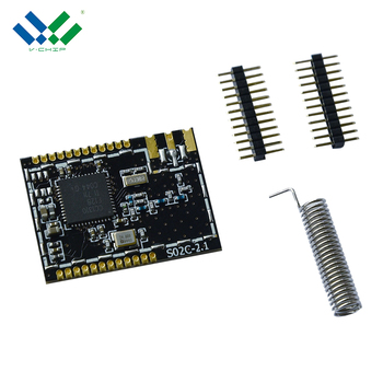 Low Cost Long Range 868MHz CC1310 433MHz UART Wireless 1KM RF Transceiver Module