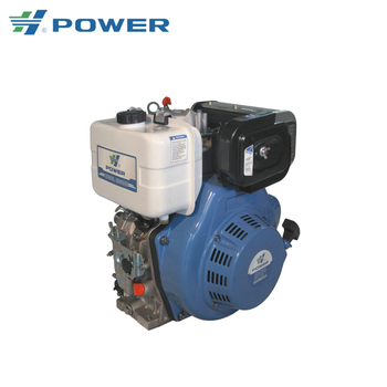 Light Weight Small Diesel Engine One Cylinder 188FS(E)