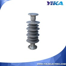 Wenzhou Yika IEC Composite Silicone Rubber Insulator 15KV Post Insulator Electric Products