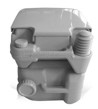 PE portable toilet 20L easy carry