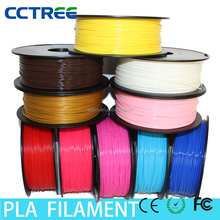 3d filament wood , PLA ABS HIPS PA PP PE PETG 3d printing filament for sale