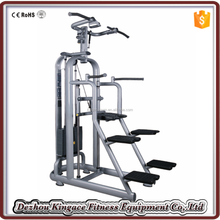 Commercial Gym Equipment Assisted Chin Up/Dip Machine