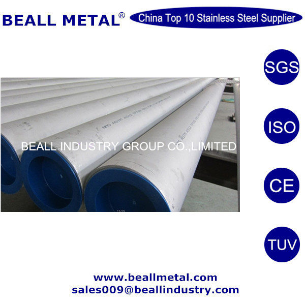 Best Quality Sandvik 4C54 ASTM TP446-1 Stainless Steel Seamless Pipe