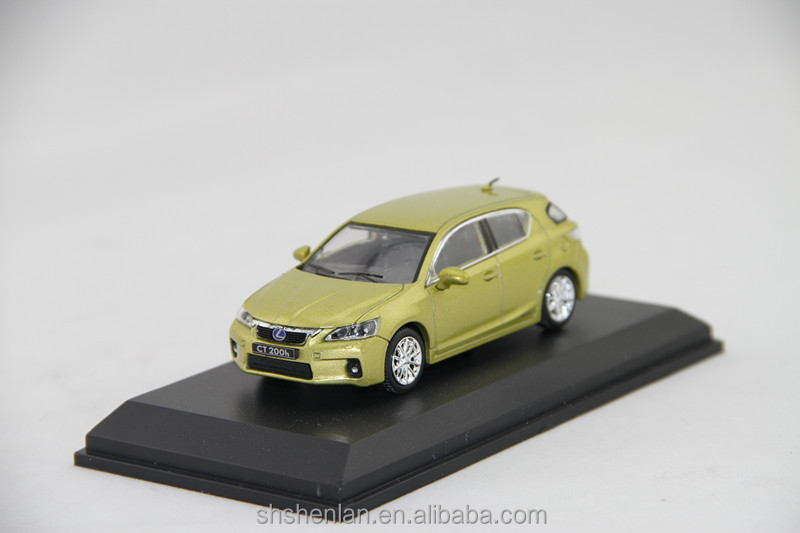 Lexus CT200h car model 1:43 10x5.2x3.2cm