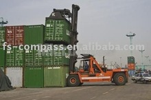 Shenzhen container trucking from door to port