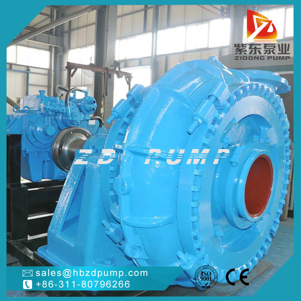 centrifugal sand gravel slurry pump