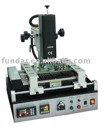 ZM-R380B Infrared Rework Station for repair laptop/mobile/ps2/ps3 etc