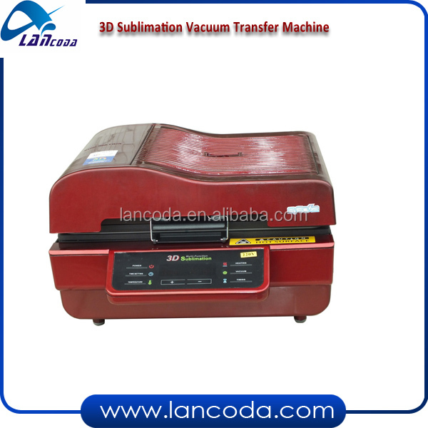 direct sales 3d sublimation machine vacuum heat press,Multi-functional heat transfer combo press printing machine