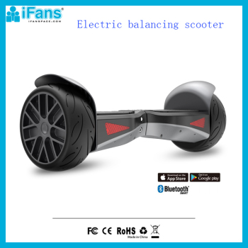 8.5inch citycoco 2 wheels UL2272 certified hoverboard electric balancing scooter with bluetooh