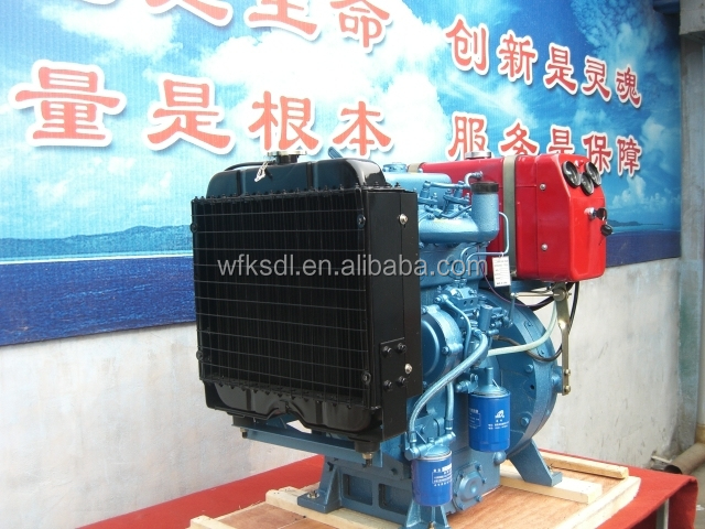 hot sell good quality 25hp diesel engine made in china