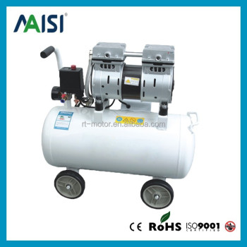 oilless piston mini portable air compressor with CE,ROHS