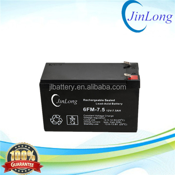 12v 7ah recharge storage battery with long service life