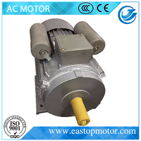 CE Approved YC used electric motor scrap for washing machine with aluminum housing